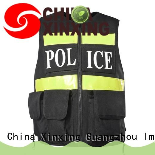 XinXing police tactical vest from China for helmet
