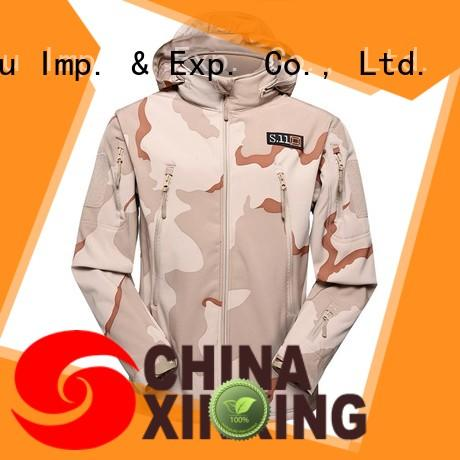 XinXing army jacket trader for police