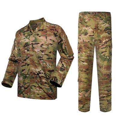 Multicam Military uniform camouflage NC 60/40 230GSM for Middle-East country MFXX03