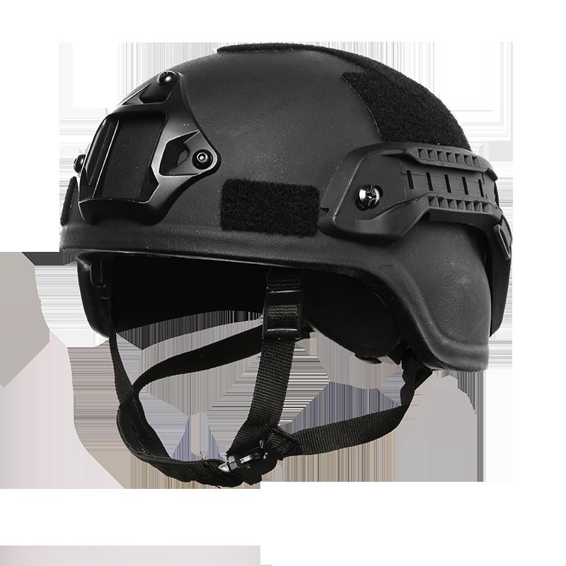 Aramid / PE materials MICH style military Bulletproof Helmet BH002