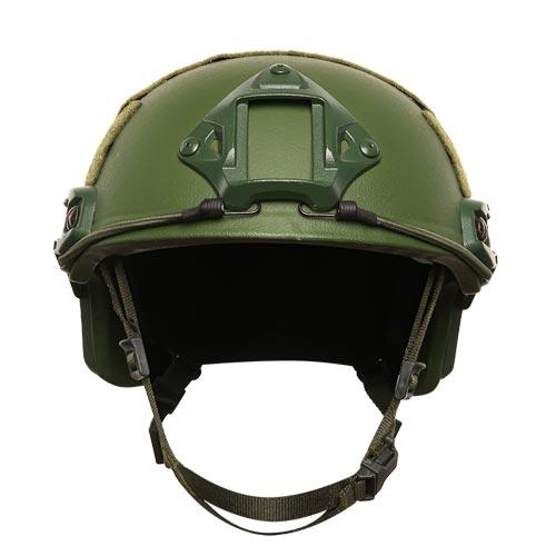 FAST design NIJ IIIA Aramid / PE Military Army Green Bulletproof Helmet BH003