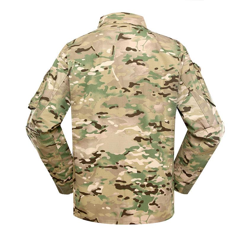Military uniform Army Combat Uniform Model ACU Color Light Multicam For Military Solider MFXX10