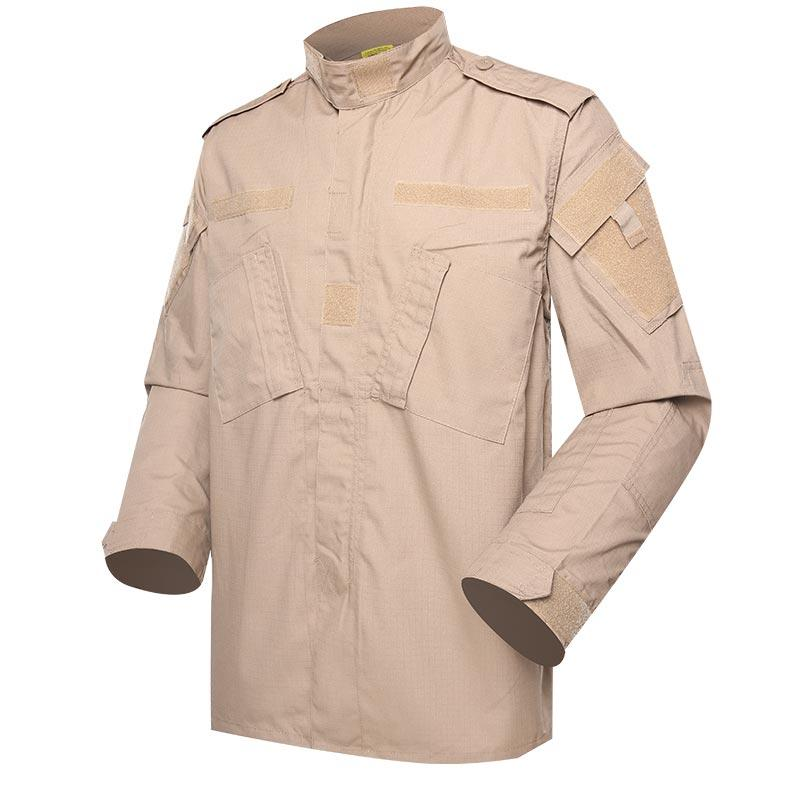 Police uniform sand color TC 65/35 210GSM PUXX03