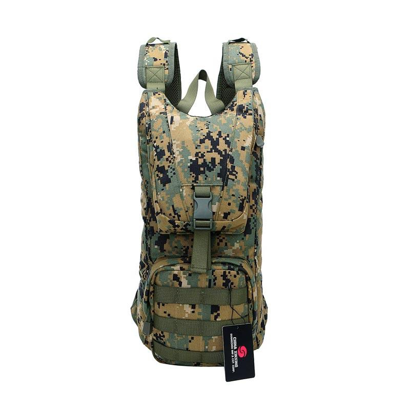 Military Army Police Security Tactical Hydration Backpack MTHBXX01