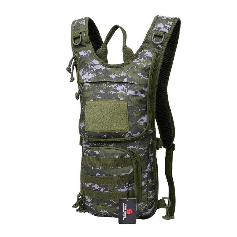 Military Army Police Security Tactical Hydration Backpack MTHBXX02
