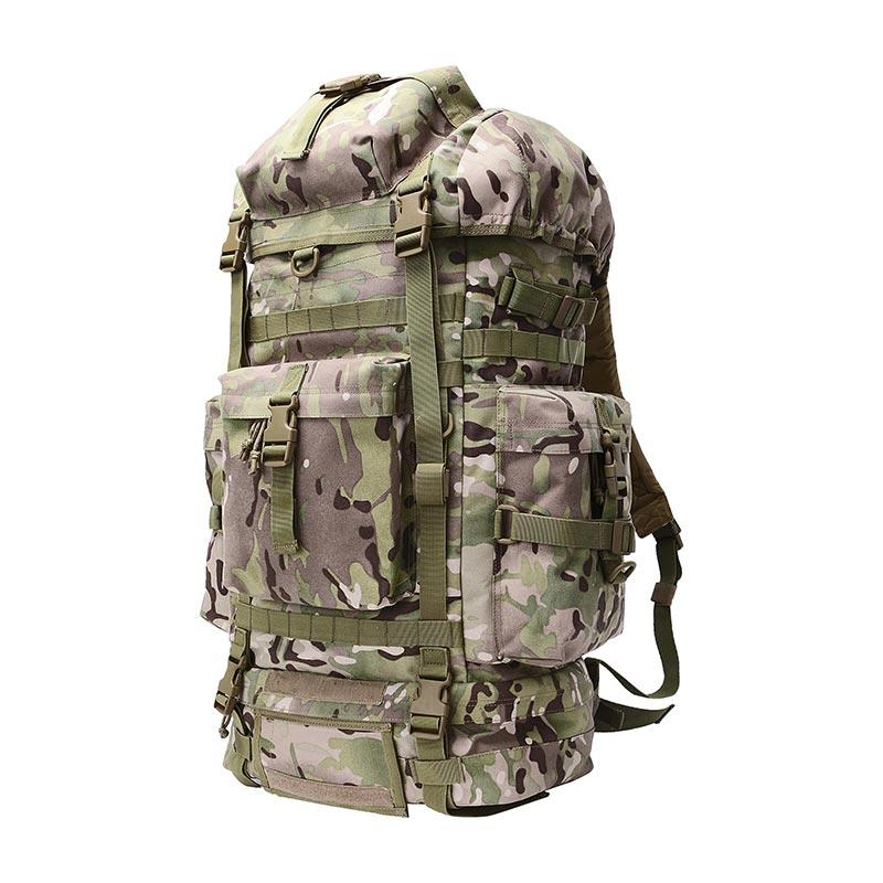 Georgia Army Multicam Black 600D Polyester Oxford 65 Volume Big Capacity Military Backpack TL81