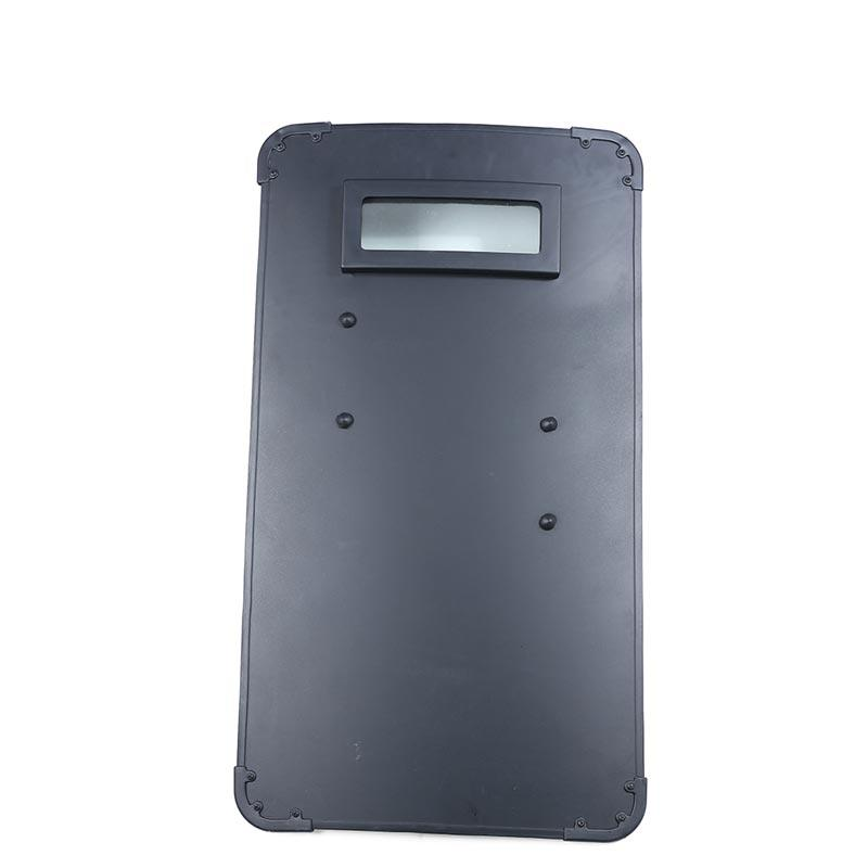 Level III PE material police protection ballistic shield bulletproof shield BSXX02