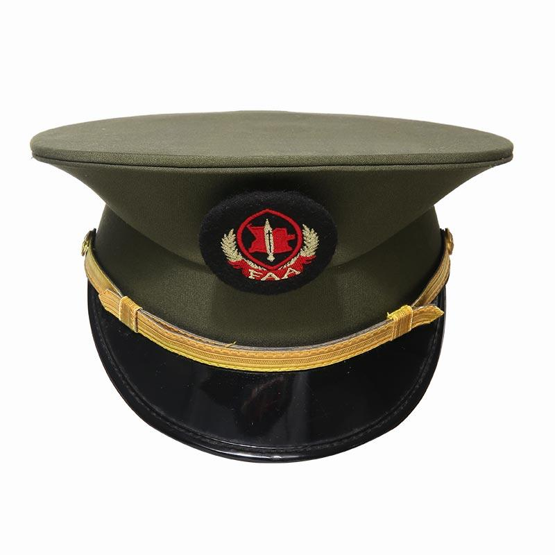 Military tactical army captain uniform officer peaked hat MHXX01