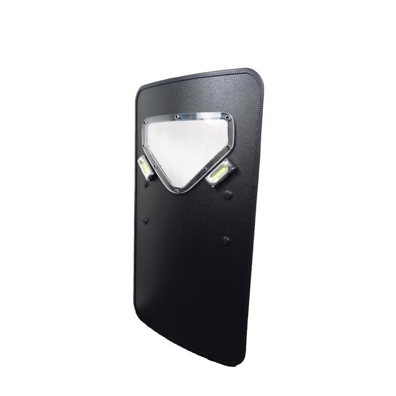 Level III PE material police protection ballistic shield bulletproof shield BSXX04