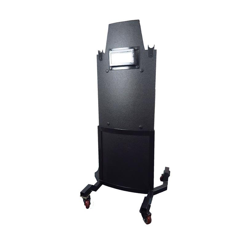Level III PE material police protection ballistic shield bulletproof shield BSXX05