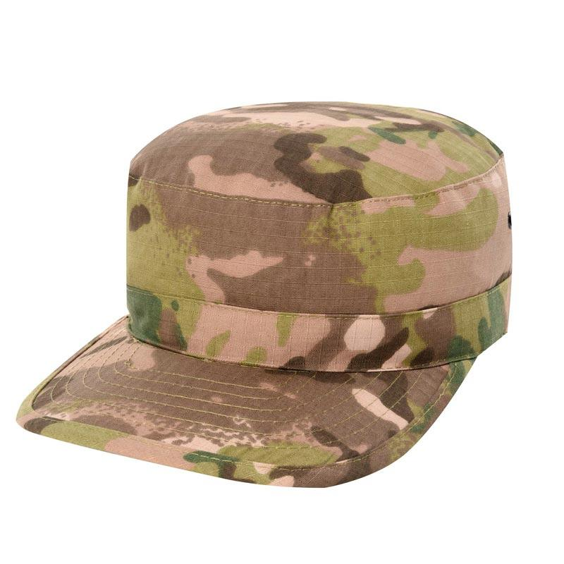 Military Army Security National Guard Tactical Camouflage Cap TC 65/35 210GSM  MTHXX02