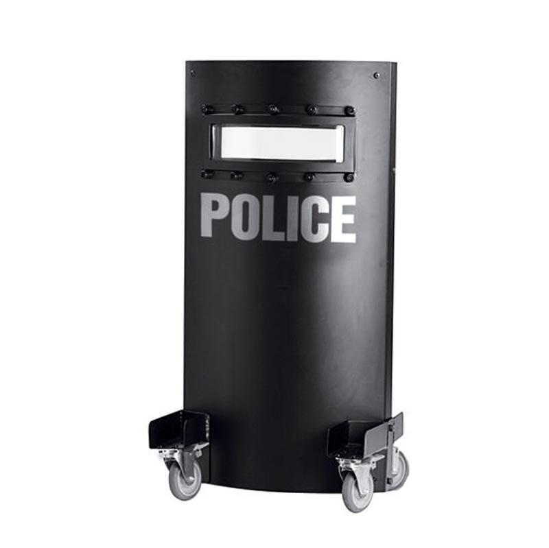 Level III PE material police protection ballistic shield bulletproof shield BSXX07