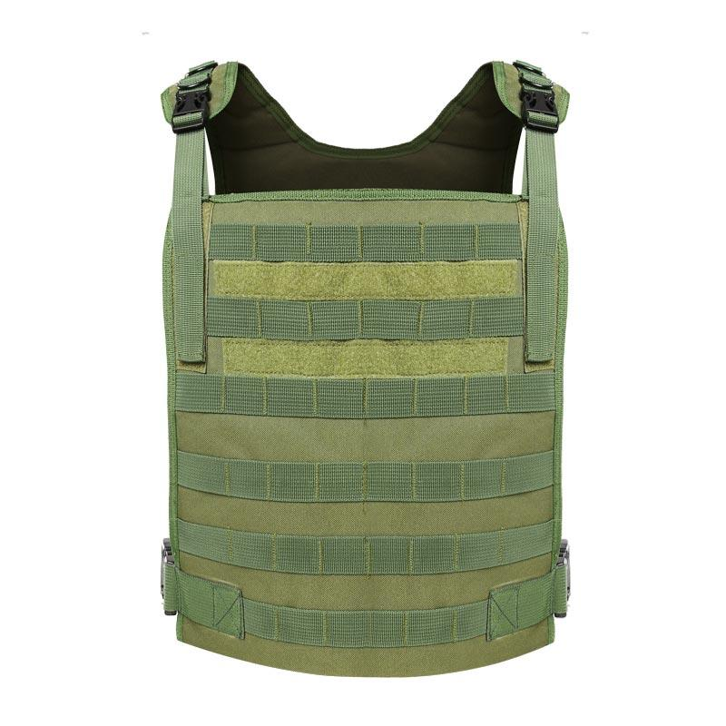 Military tactical bulletproof vest army molle quick release system ballistic vest of BVXX-08