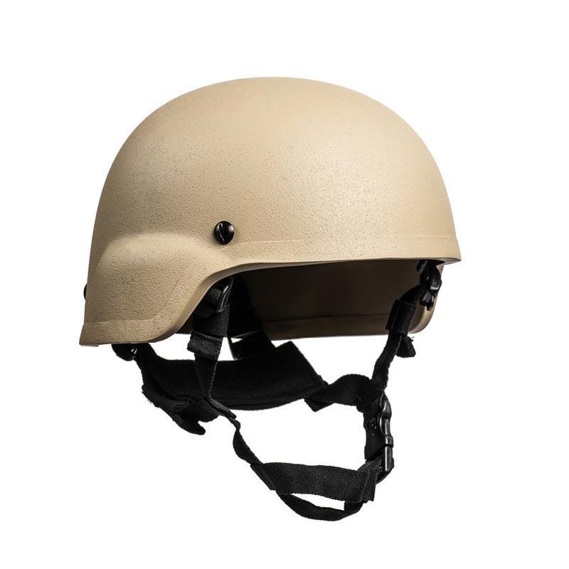 Army Bulletproof Helmet Military Ballistic Helmet MICH NIJ IIIA Aramid PE of BHXX008