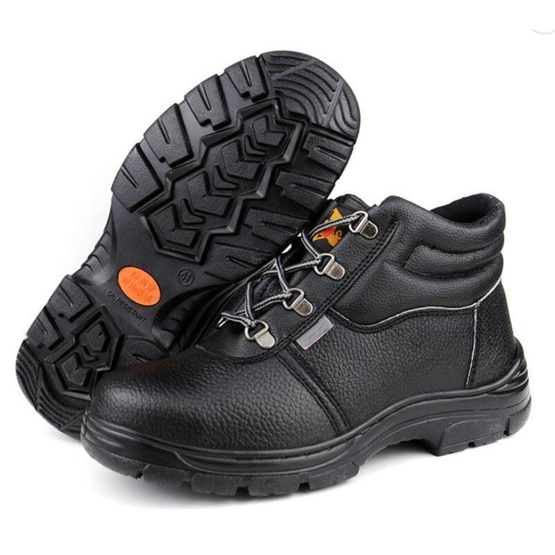 High quality Safety shoes toe protection and Puncture-proof safety shoes 002