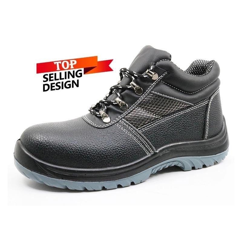 High quality Safety shoes toe protection and Puncture-proof safety shoes 004