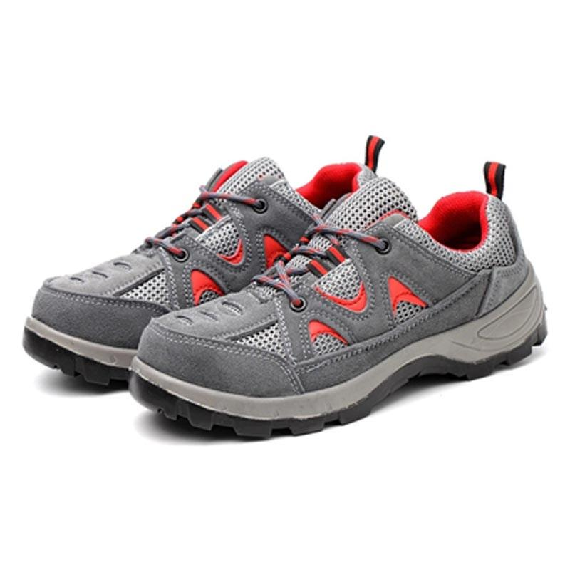 Professional Sb S2 S3 Safety Boots Light Weight Brand Safety Shoes For Men