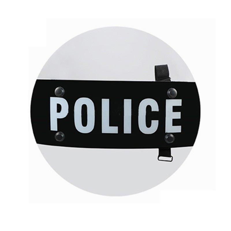Round Anti Riot Shield For Police RS02