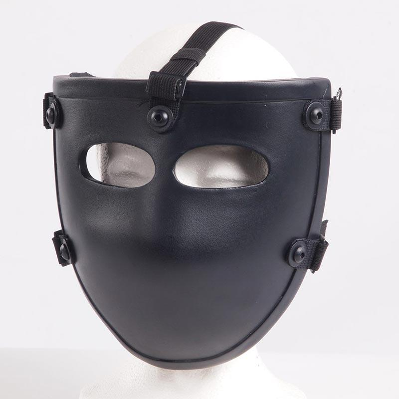 LEVEL IIIA Bulletproof mask Bulletproof visor BMXX03