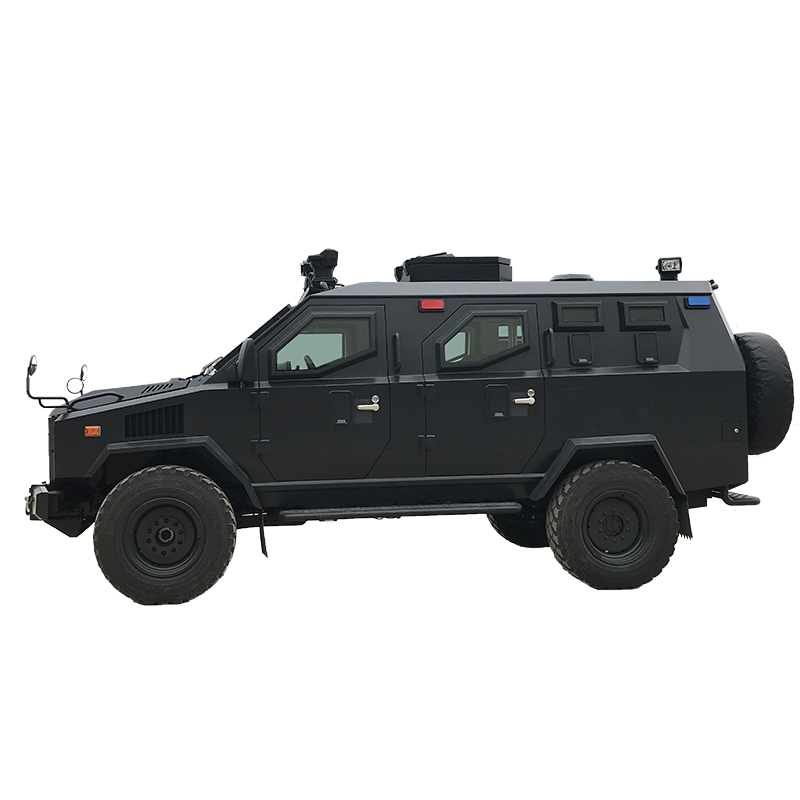 APC armored personnel carrier with bulletproof function for NIJ III