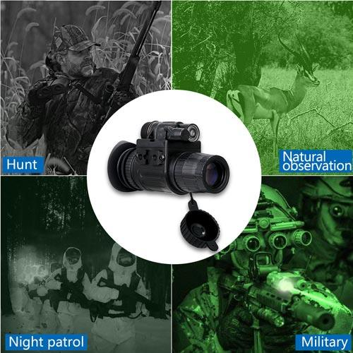 Military night vison gear Monocular -01