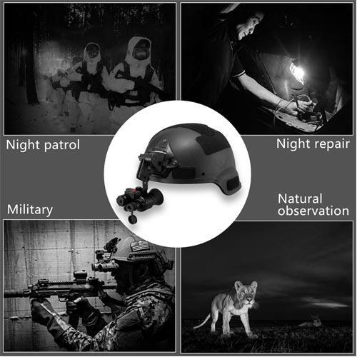 Military Helmet Night Vision - 04