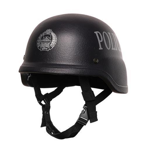 Bulletproof Helmet Testing