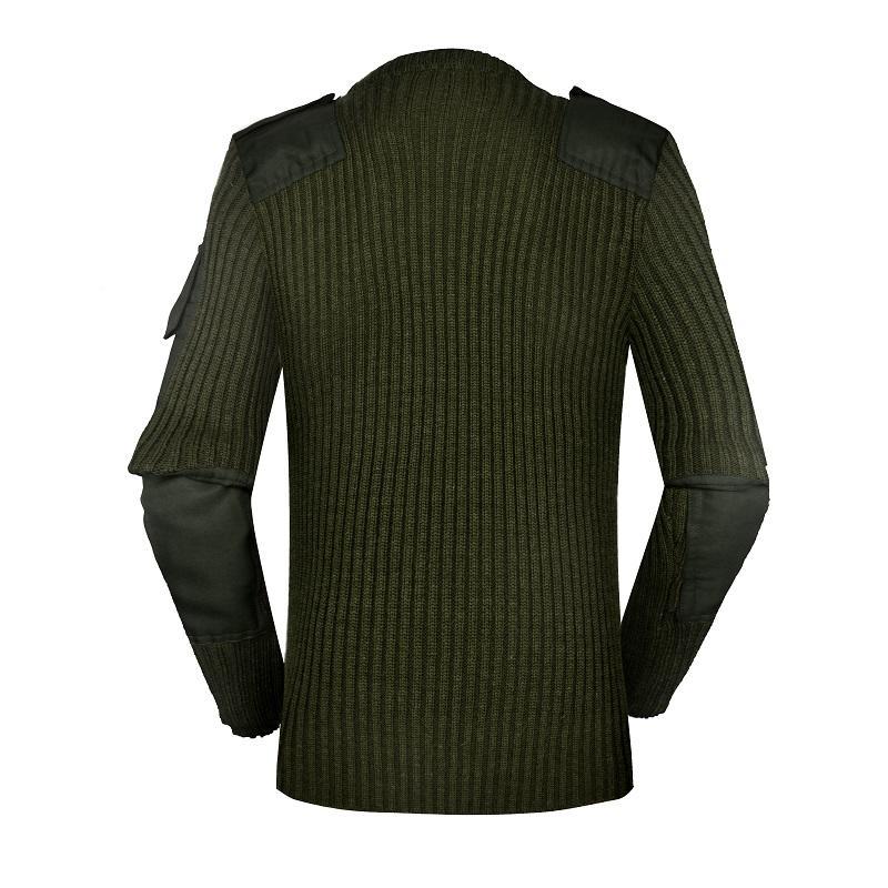 Army green 650g wholesale militry uniforms custom military uniforms army sweater CXGZSW-10