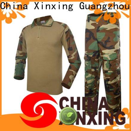 XinXing army combat uniform factory for sale