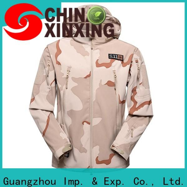 XinXing army field jacket personalized for sale