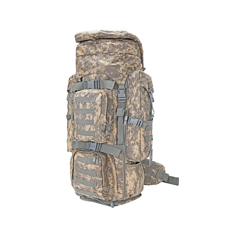 ACU Camouflage Army 1000D Polyester Oxford Military Combat Backpack TL82