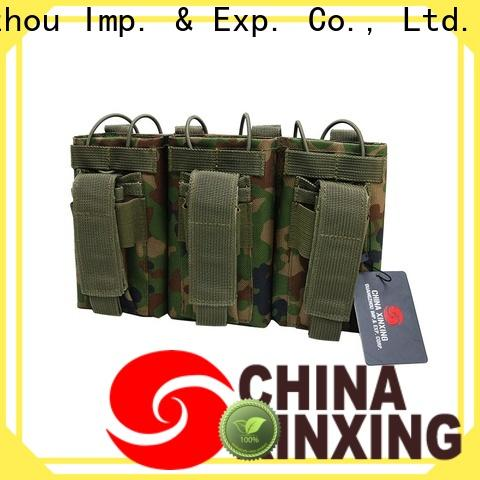 XinXing 100% quality military bag manufacturer for various occasions