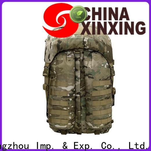 XinXing latest military bag one-stop services for various occasions