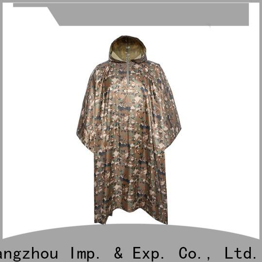 XinXing waterproof poncho trader for police