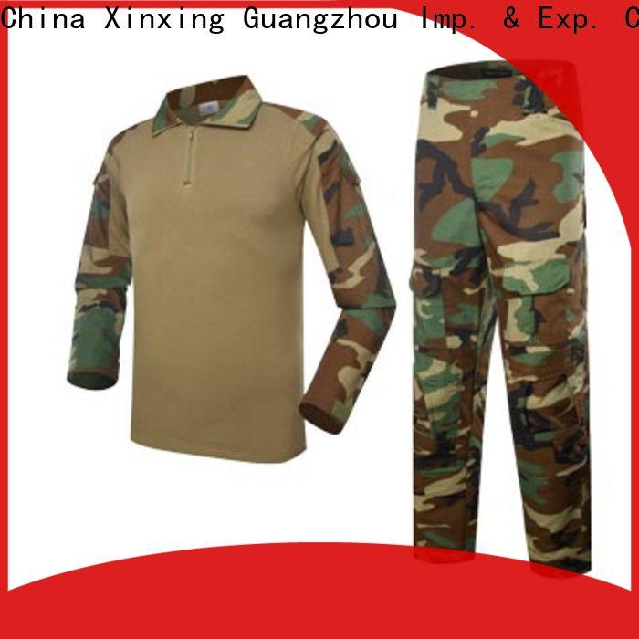 XinXing khaki army jackets manufacturer for police