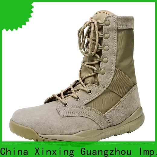 XinXing cost-effective waterproof tactical boots trader for police