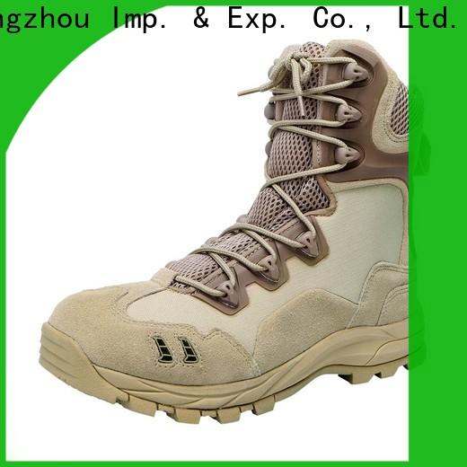 XinXing tactical work boots manufacturer for armyman