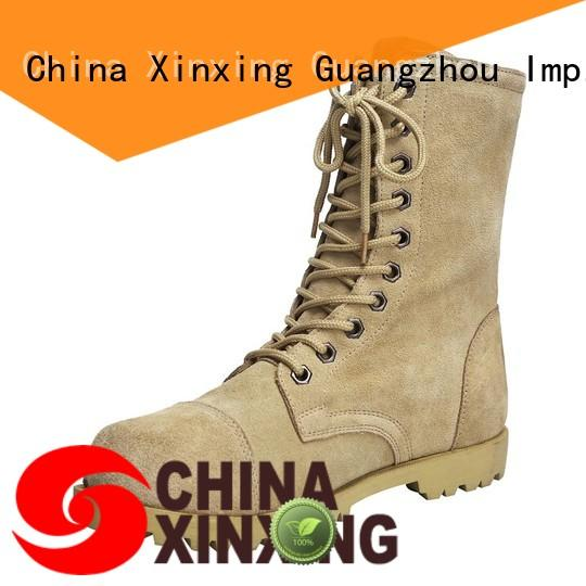 XinXing cost-effective tactical boots trader for armyman