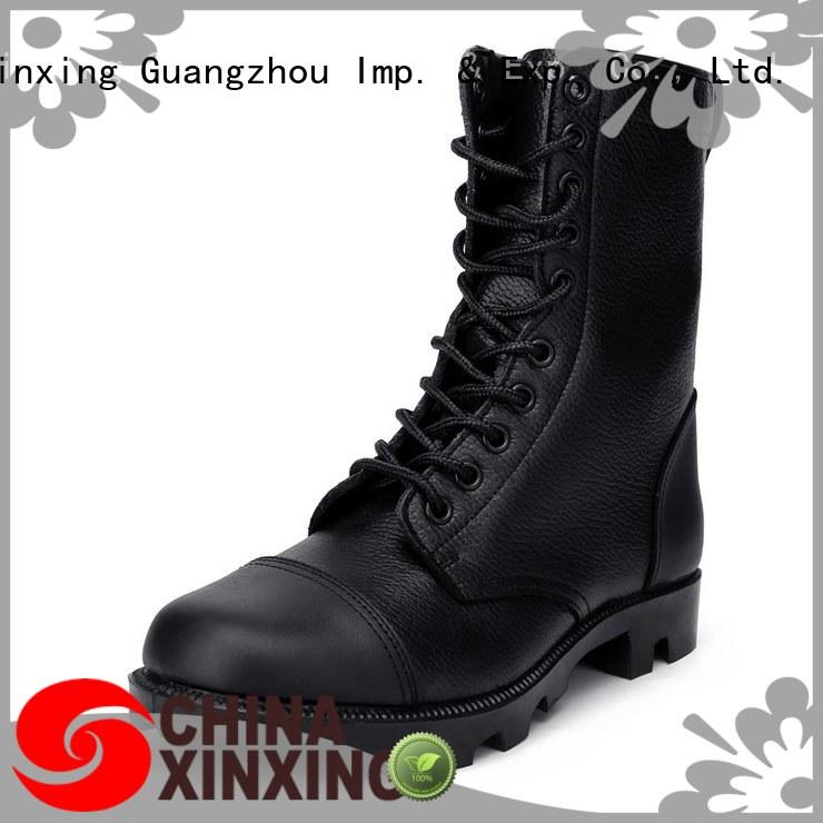cost-effective best tactical boots factory for police