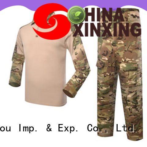 XinXing combat uniform overseas market for policeman