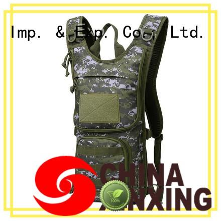 XinXing 100% quality hydration rucksack wholesale for soldiers