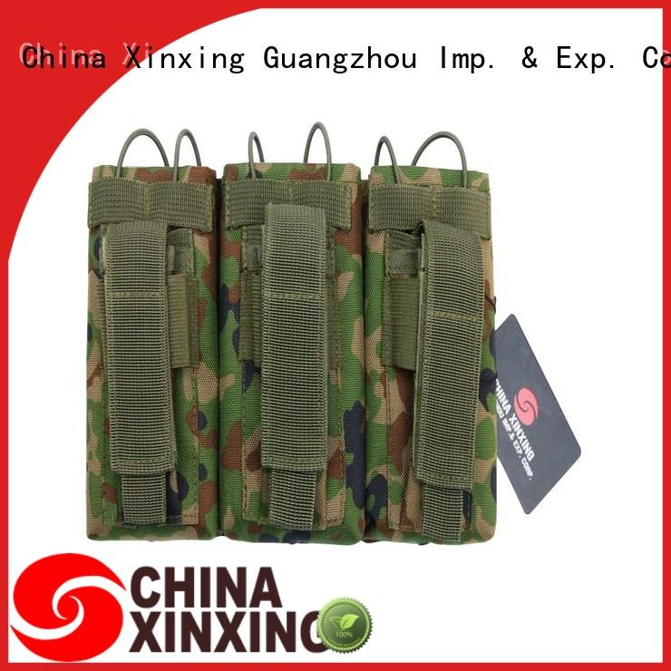 XinXing latest accessories bag trader for police