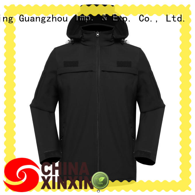 XinXing military style jacket simple for police