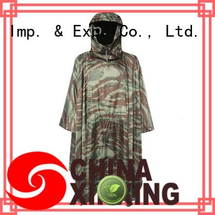 XinXing poncho raincoat trader for police