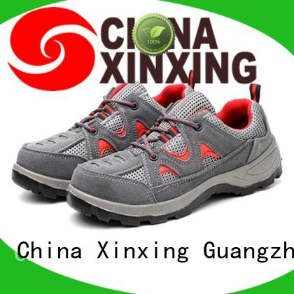 XinXing safety shoes manufacturer for policeman
