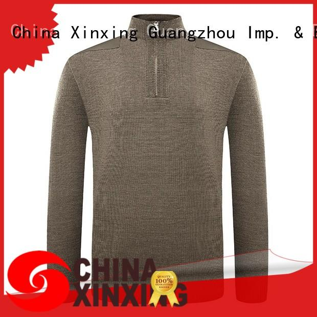 XinXing stable supply army sweater trader for police