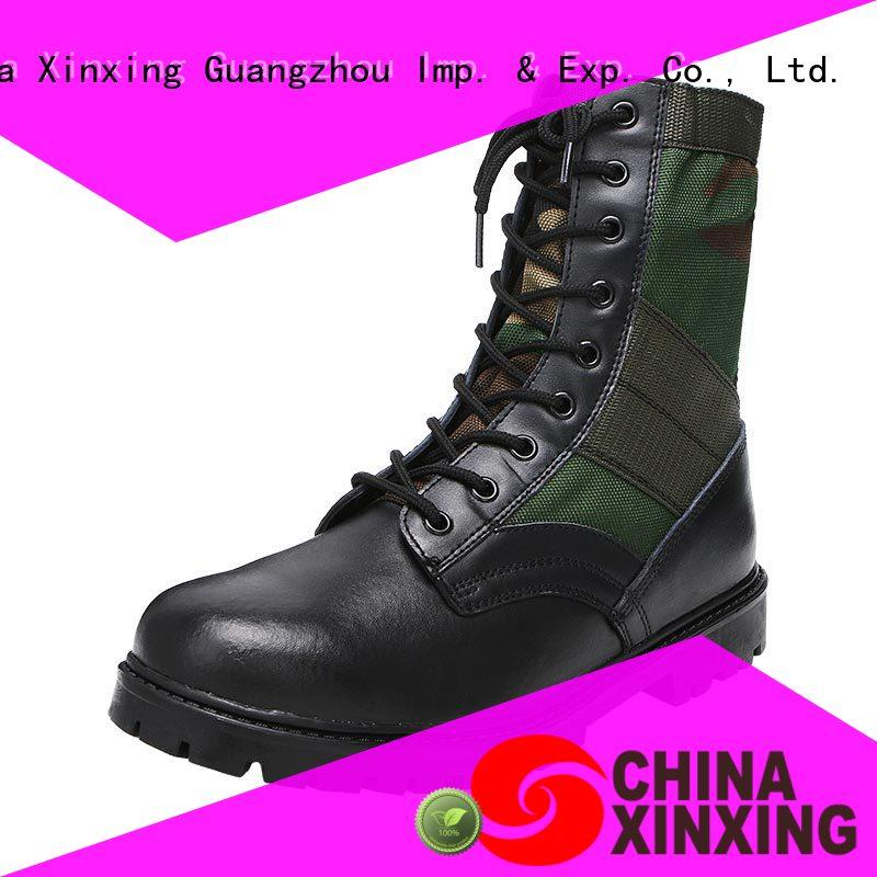 XinXing cost-effective tactical work boots manufacturer for police