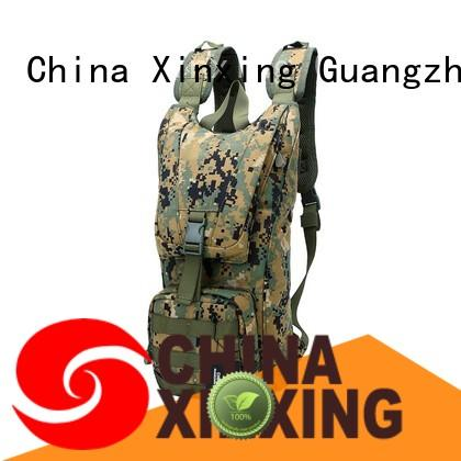 XinXing 100% quality hydration bag manufacturer for soldiers