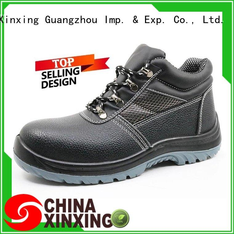 XinXing excellent quality safety shoes factory for police
