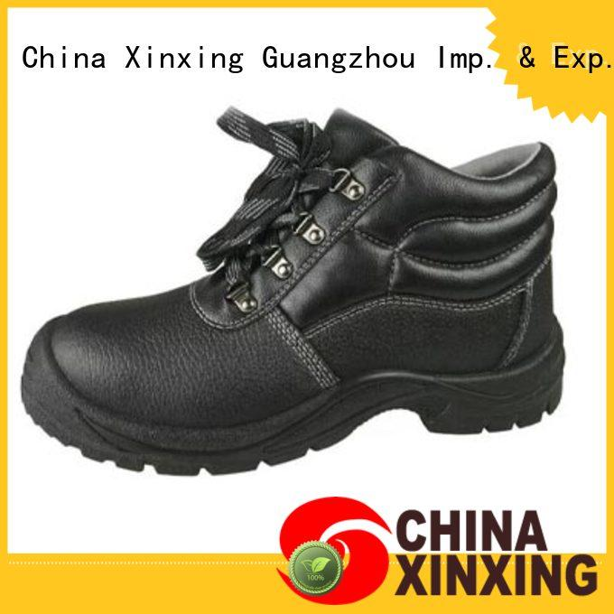 XinXing multipurpose safety shoes trader for policeman